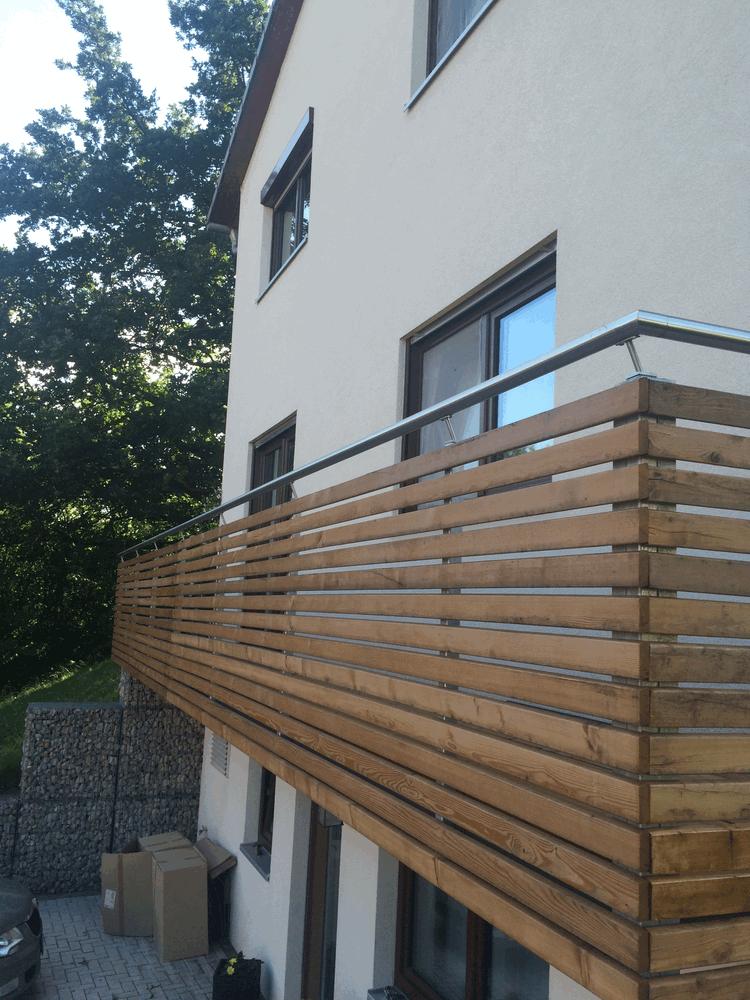 Balkon Bauen Von Balkontrager Bis Balkongelander Hausbau