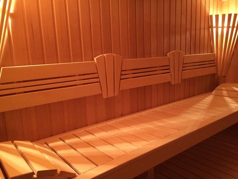 Sauna Teil 6 Ruckenlehnen Und Saunaleuchten Hausbau Ein Baublog
