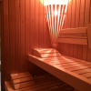 Saunaleuchte aus Abachi bauen