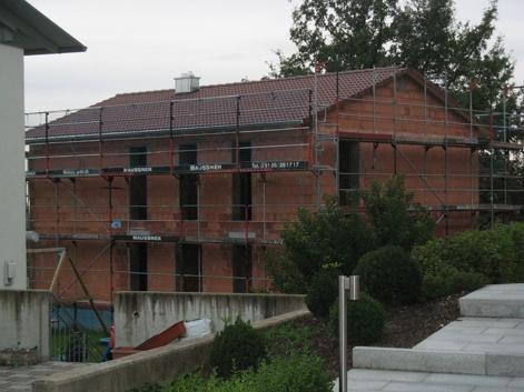 Haus mit dem Dach